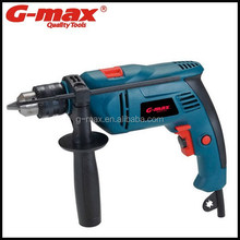 G-max Power Tools Impact Drill 710W 13mm Hand Drill Motors GT12270