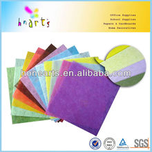100% polyester colorful veil