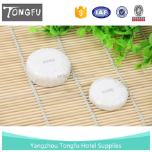 Women body hair removing 30g bar hotel soap