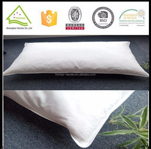 5 Star hotel cheap hollow ball fibre filling pillow white plain polyester pillow