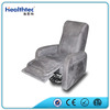 Grey elder lift comfortable recliner chair