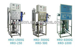 500L/H REVERSE OSMOSIS (RO) PURE WATER TREAMENT MACHINE