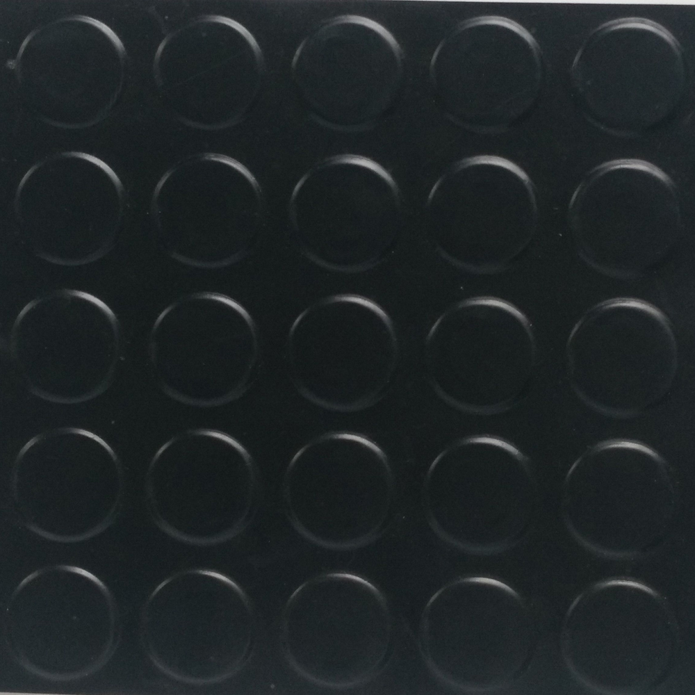 Factory 30 years Commercial Residential Stud Coin/ Checker/ Ribbed non Anti Slip SBR Mat