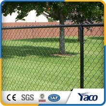 Best price galvanized steel pipe chain link decorative woven wire fencing