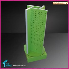 Customized Warehouses Mobile Phone Accessories Acrylic Floor Display Electronics products display
