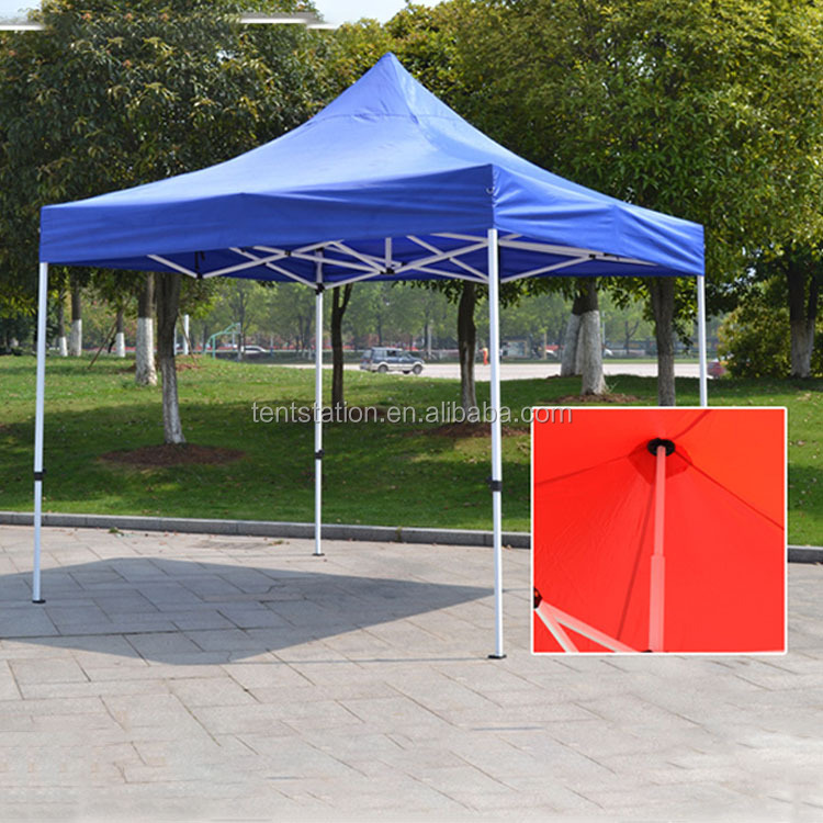 Aluminum 10x10 outdoor canopy, canopy tent folding