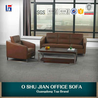 Foshan cheap modern sofa leather SJ521