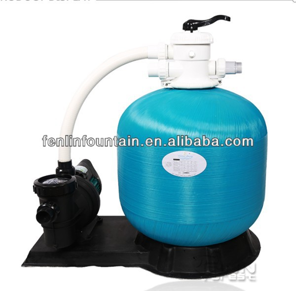 sand filter and pump combo