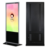 55 Inch Vcam Touch Screen Stand Up LCD Advertising Player