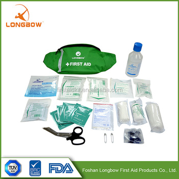 Wholesale China Supplier Medical Nylon First Aid Bags