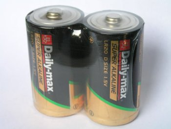 LR20 am1 1.5v alkaline battery