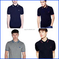 design your own t shirt slim fit polo shirt 100% cotton