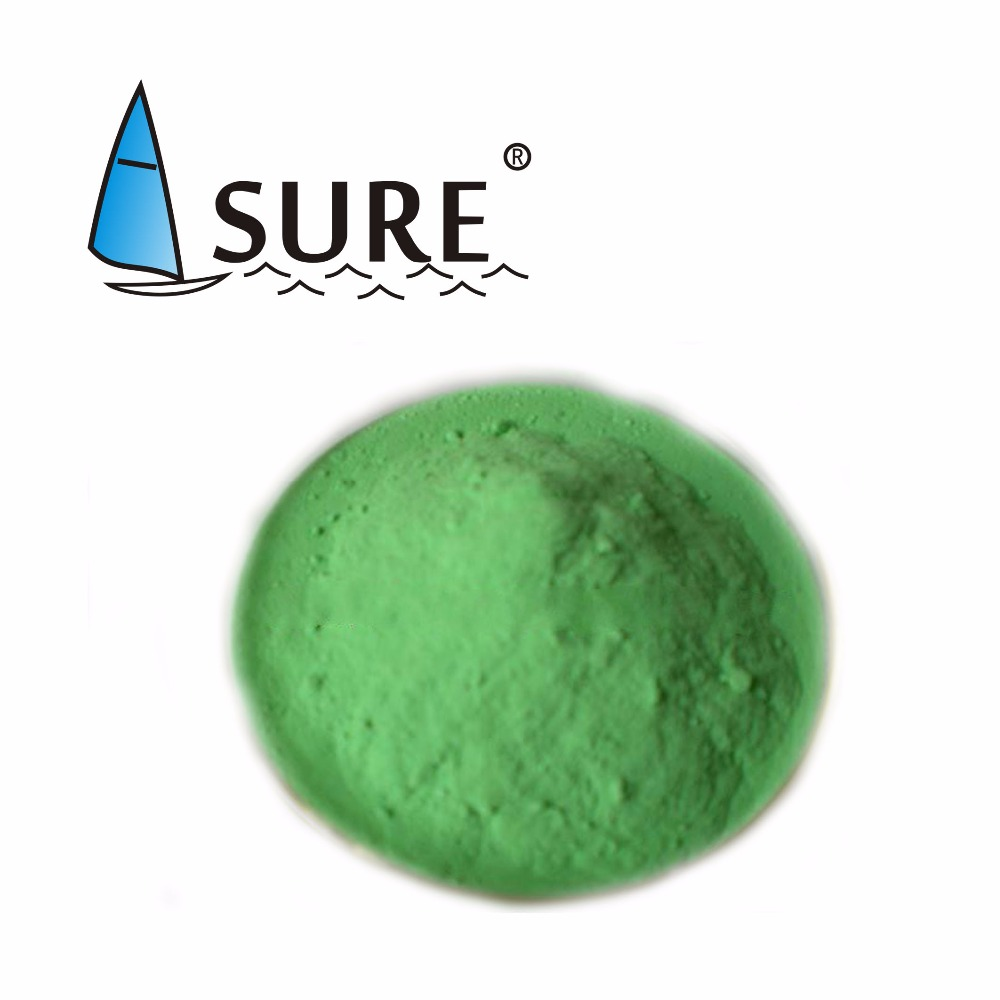High purity Ammonium Iron Citrate Green powder cas 1185-57-5