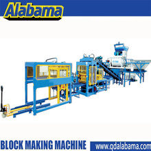 best selling products Low Investment High Profit QT4-18 automatic hydraform concrete brick making machine