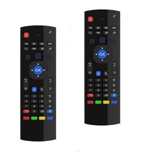 wholesale flying mouse and keyboard MX3 2.4~2.4835GHz, 100,000 times life for tv box