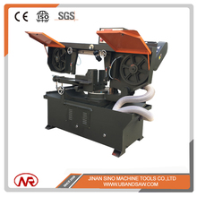 Hot sale automatic feeding bandsaw scrap metal cutting machine band saw