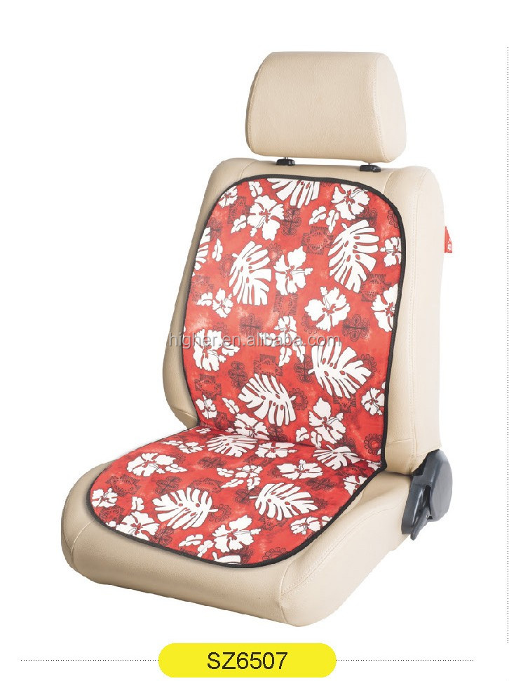 comfortable pretty cooling crocheted car driver seat cushion