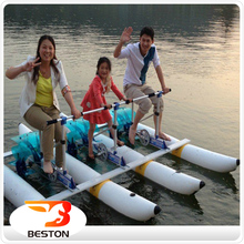 Cheap Price High Quality Sea Water Pedal Bikes Floading Water Bike For Sale