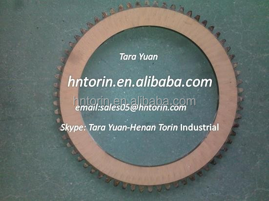 Bulldozer friction bronze material disc parts 154-22-11230