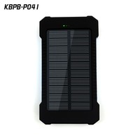 2016 New arrival 10000mAh Battery solar Charger For Mobile Phone Portable