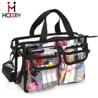 Designer Clear Travel Makeup Bag Organizer