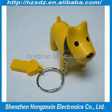 new product Silicone pen drive 16GB, pen drive 16GB for animal dog