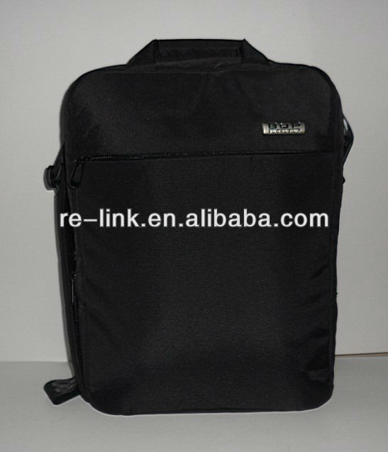Waterproof laptop shoulder bag