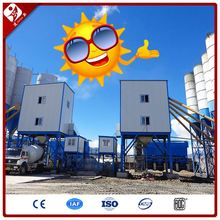 China Ready Mixed Stationary Ce Approved Full-Automatic Concrete Batching Mixing Plant Hzs180