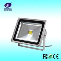 China Shenzhen factory hot sales 100w IP66 led flood light housing for outdoor lighting