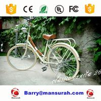 700c wheelset new custom model ladies city bicycle vintage bicycle women bike 7 speed with best bike price for italy SW-CB-M0420
