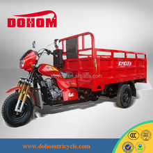 cargo three wheel motorcycle/tricycle china supplier for sale in angola