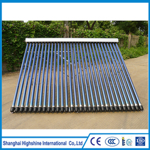 New Style solar heater pool Solar Keymark Approved Pressure Evacuated Tube Collectors