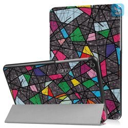Printed PU Leather Case for LG G PAD 3 10.1 X760, For LG G PAD 3 Cover