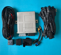 OMVL cng lpg sequental system conversion kits 4cyl/CAR ECU/ENGINE ECU/ lpg auto gas kit