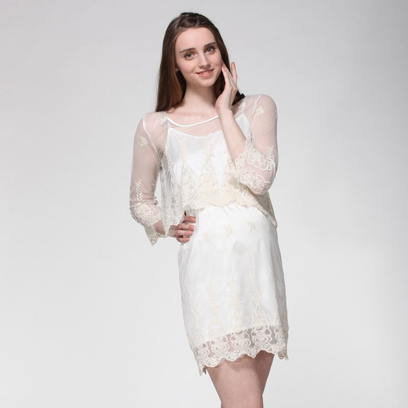 High quality Classic style dresses made in india summer