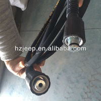 High pressure washer hose ,hydraulic hose assembly