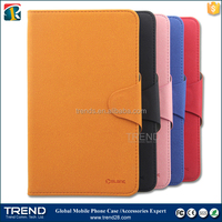2016 hot selling flip stand tablet leather back cover for samsung galaxy tab 3 7 inch