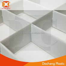 warehouse plastic storage bins/plastic storage bins with lids
