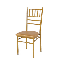 Cheap restaurant hotel metal dining chairs