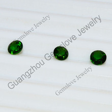 Diopside Stock Round 1mm --10mm Natural Chrome Diopside Pendant Natural Emerald Geen Gems Natural Diopside