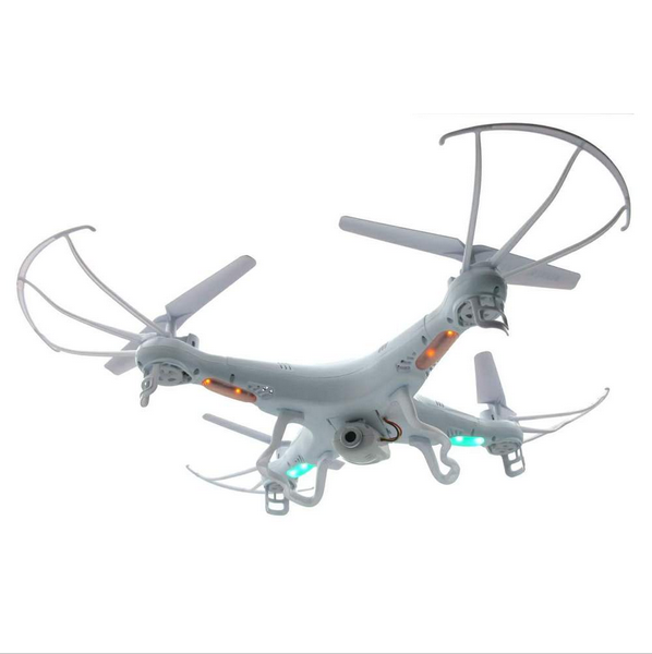 2.4G 4CH 6-Axis SYMA X5C Upgrade X5C-1 Toys RC Helicopter with 2MP HD Camera Quadrocopter Drone