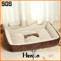 custom slipper pet bed for dog