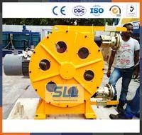 peristaltic pump diy work as the dosing pump,bentonite pump,foam pump,slurry pump in tunnel boring machine