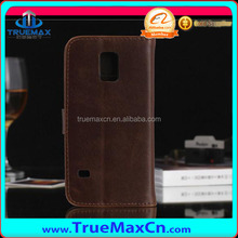Cover Case for Samsung Galaxy S5 mini, Hot for Samsung Galaxy S5 mini Soft Leather Case