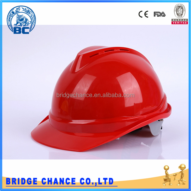 Building Construction Custom Your Own Design 2017 Hot Shock Protect Safety Helmet