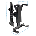 New Windshield Universal Tablet PC Car Holder Car Holder For Tablet PC Car Holder For Smartphone