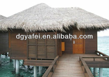 Sea thatched Cottage,artificial house,steel room