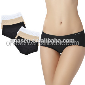 Latest woman black underwear sexy lady tight panty