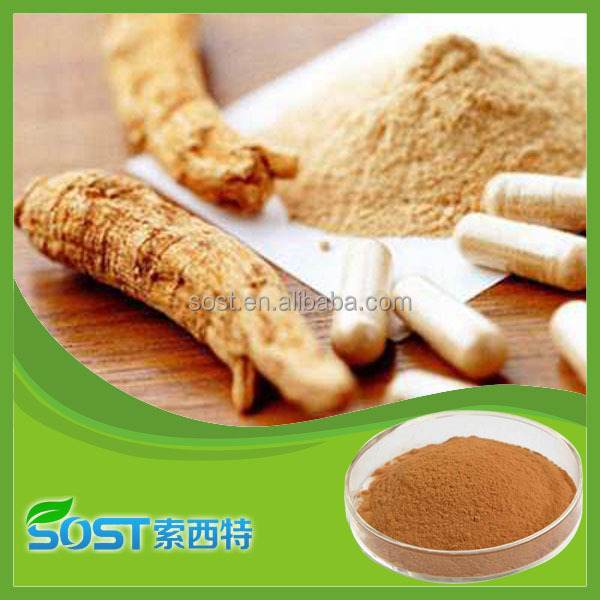 Chiese herbal Astragalus root extract for curing diabetes