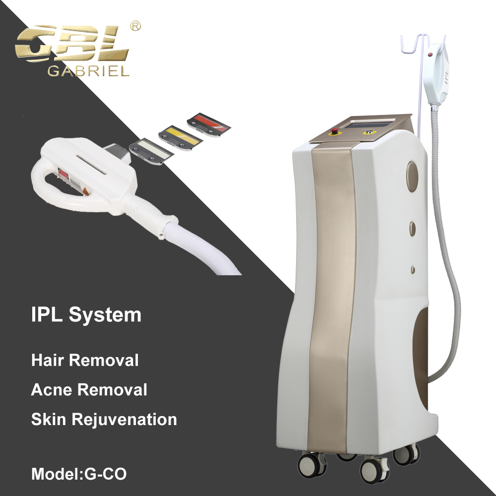 2017 hot style hair removal ipl beauty equipment with good price